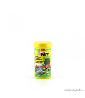 JBL NovoVert 250 ml - lemezes eledel növényevő halaknak