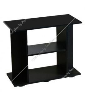 Simply bútor 80 x 45 - fekete