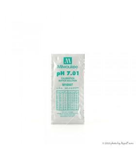 Milwaukee M10007B pH 7.01 kalibráló folyadék - 20 ml