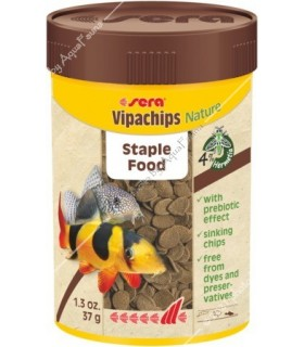 Sera Vipachips Nature 100 ml