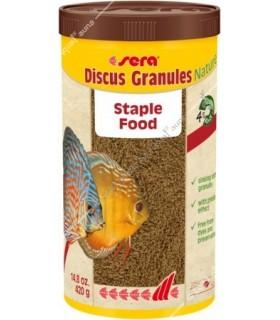 Sera Discus granulat Nature 1000 ml