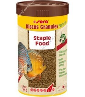 Sera Discus granulat Nature 250 ml