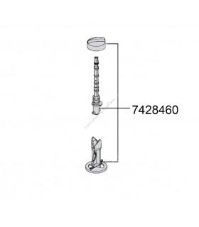 Eheim Professionel 5e 350, 4+ 250/350/600/250T/350T Xtender gomb (7428460)