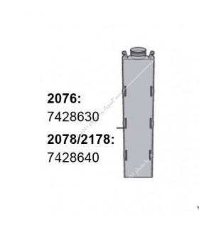 Eheim Professionel 5e 700, 3e 2078 elválasztófal tömítőgyűrűvel (7428640)