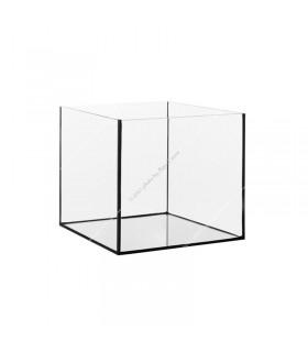 125 literes akvárium, 50x50x50 cm (6 mm)