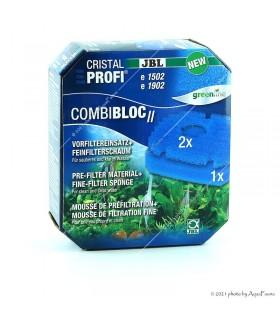 JBL CombiBloc II CristalProfi e1502, e1902 külső szűrőhöz