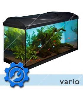 Fauna Vario konfigurálható akvárium szett - 128 liter - külső szűrővel